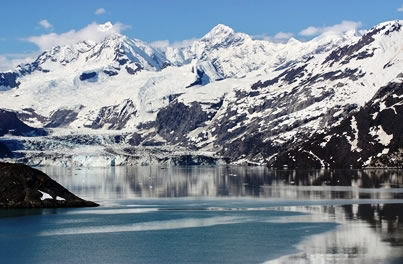 Beautiful Glacier Bay