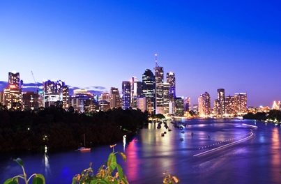 Brisbane the River City