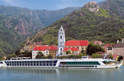 Explore Europe by river cruising