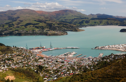 Christchurch (Lyttleton), New Zealand