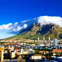 Cape Town Flights + 3 Nights, 4-Star - Departing Sydney