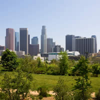 Take a short break in Los Angeles