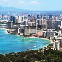 Hawaii Flights + 4 Nights - Departing Sydney