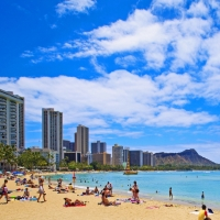Hawaii Flights + STAY 4 Nights, PAY 3 - Departing Sydney