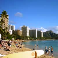 Honolulu Flights + 6 Nights 5-Star