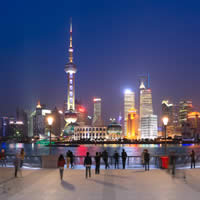 Shanghai Flights + 3 Nights, 4-Star - Departing Adelaide