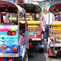 The Little Tuk Tuk That Could, 10 Days