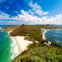 Port Stephens Beach Getaway 4 Nights
