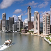 Brisbane, Koala and River Cruise