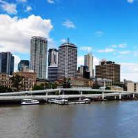 Brisbane Flights + 3 Nights, 5-Star | Brisbane