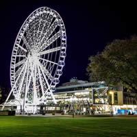 Brisbane Flights +  4 Nights, 5-Star | Brisbane