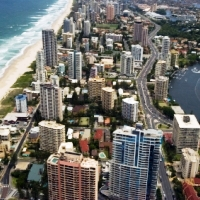 Gold Coast Flights + 3 Nights, 4.5-Star self rated | Surfers Paradise