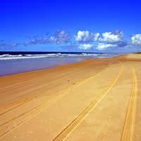Fraser Island All Over - Flights + 3 Nights, 4-Star | Fraser Island