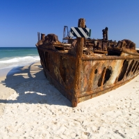 Fraser Island 2 Nights, 4-Star