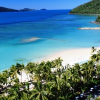 Whitsunday Islands, Whitehaven and Day Dream Island Cruise
