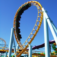 Gold Coast,  1 Day World Pass - Dreamworld & Whitewater World