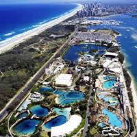 Gold Coast, Village Roadshow Theme Parks Super Pass