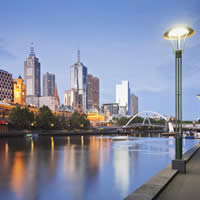 Melbourne, Marvellous Melbourne and Yarra River Cruise