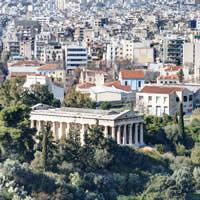 Athens Flights + 8 Nights 5-Star