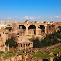 Rome Flights + 5 Nights 5-Star - Departing Adelaide