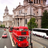 Take a short break in London