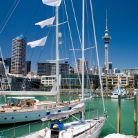 Pride of Auckland - Harbour Sailing Cruise