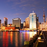 Auckland Flights + 3 Nights - Departing Sydney