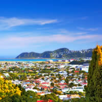 Wellington & Auckland Double Dip, Flights + 8 Nights Total - Departing Sydney