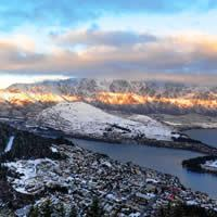 Ski Queenstown Flights + 7 Nights + Car Hire