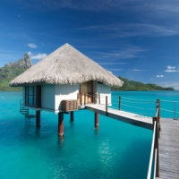 Bora Bora Flights + STAY 5 Nights, PAY 4, 5-Star - Departing Sydney