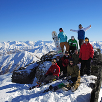 Ski Queenstown Flights, 7 Nights, 7 Days Car Hire + 2 Day Ski Pass - Departing Sydney