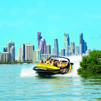 Paradise Centre Apartments, Surfers Paradise 5 Nights + Paradise Jet Boating Ride   Surfers Paradise