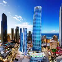 Hilton Surfers Paradise 1 Night, 5-Star | Surfers Paradise