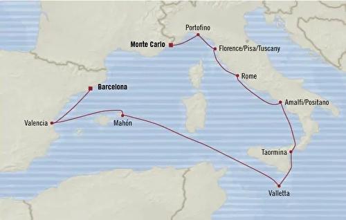Amalfi Coast Cruises Amp Deals Great Deals At Flight Centre