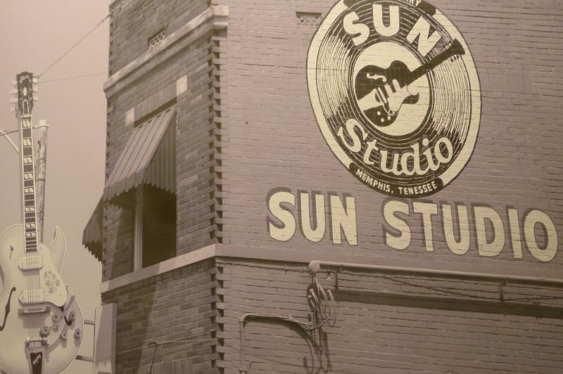 Sun Studio, Memphis, Tennessee, USA