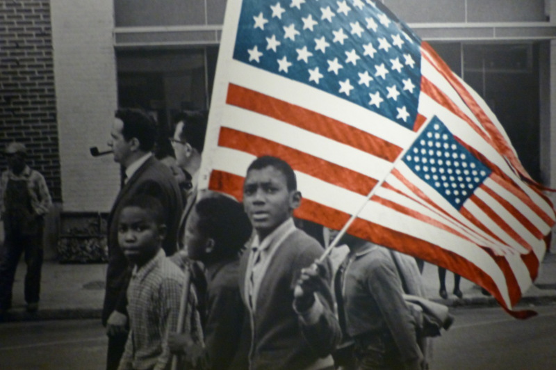 Image of african americans from the 1950s