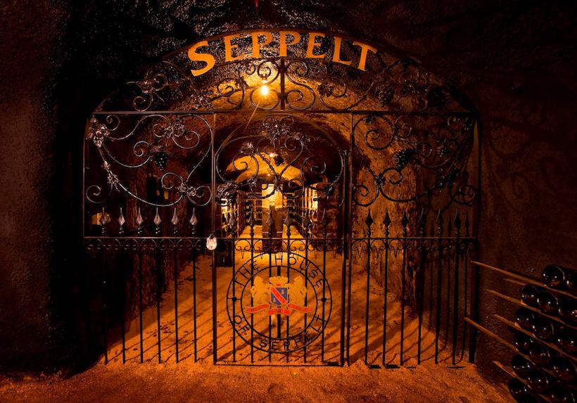 seppelt cellar door great western, victoria