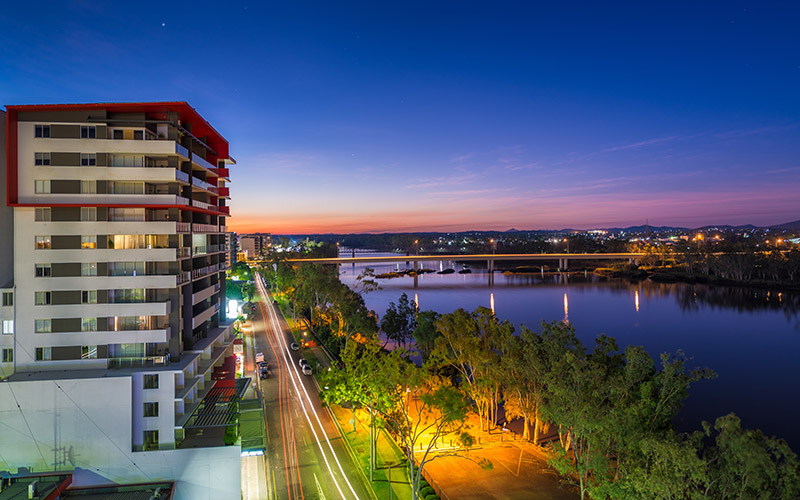 The Edge Hotel Rockhampton image: Tourism and Events Queensland