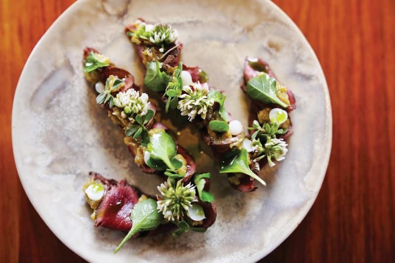 orana adelaide's tasting menu