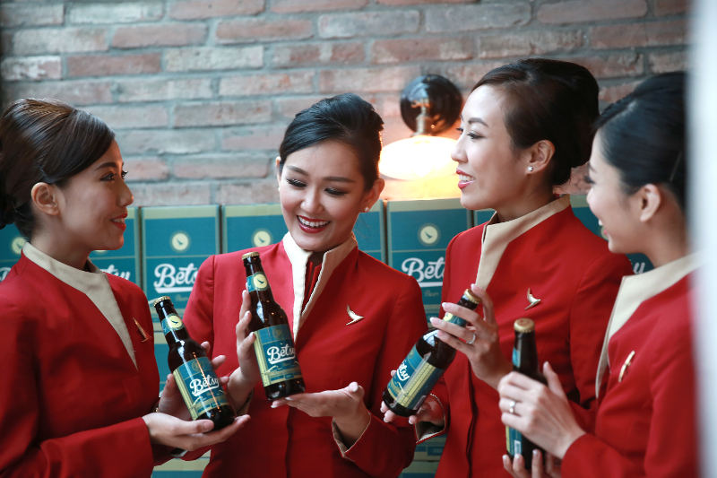 cathay pacific air hostesses