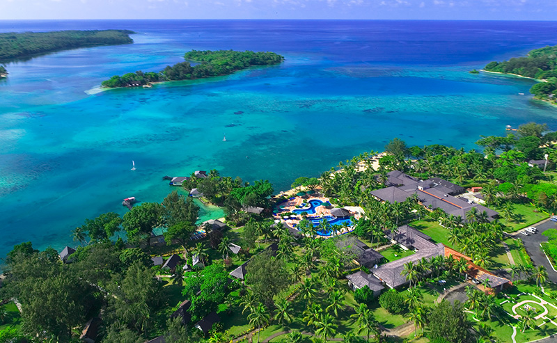 Warwick Le Lagon Vanuatu
