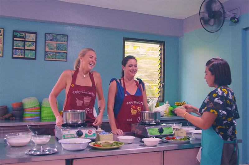 pat's cooking school
