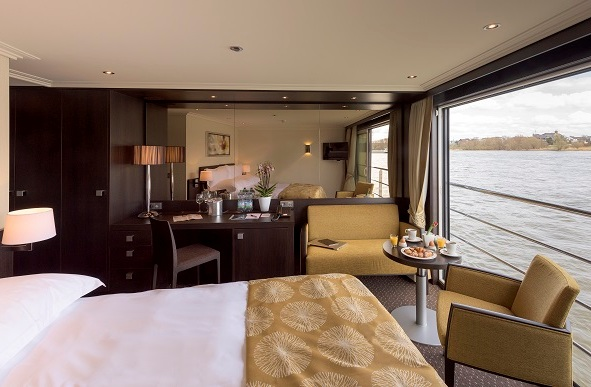 Avalon ship stateroom