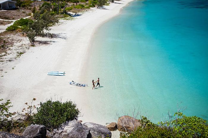 beaches lizard island great barrier reef