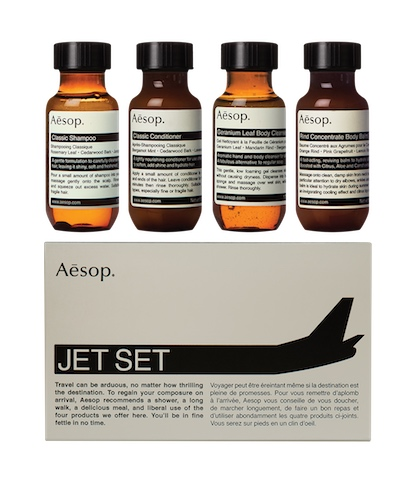 The jet set kit products