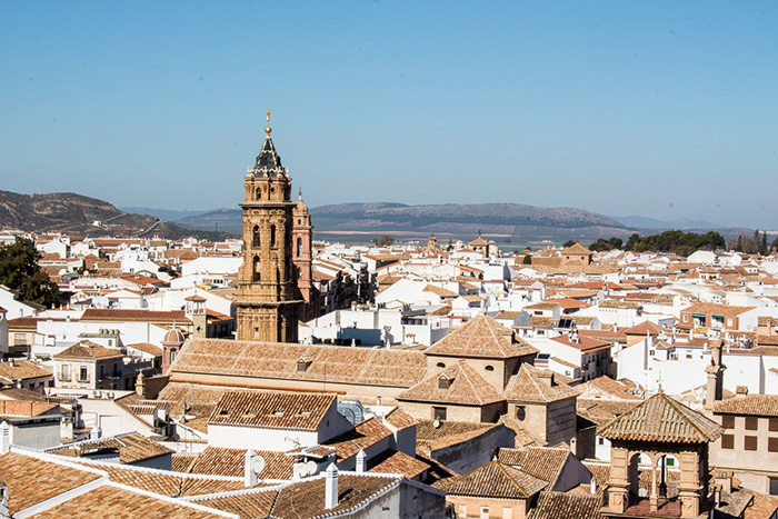 Antequera, Spain. Image: James Taylor