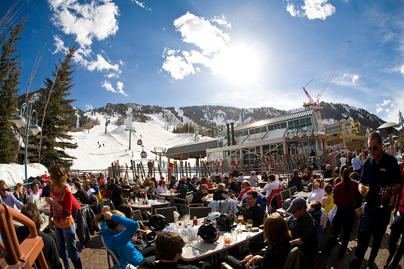 Alfresco at Aspen Snowmass
