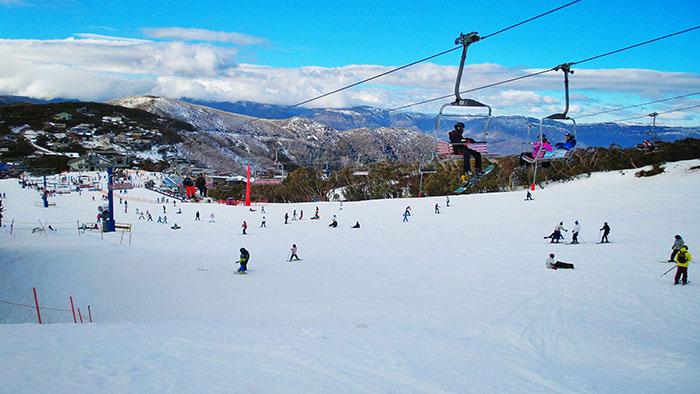 Australian ski fields