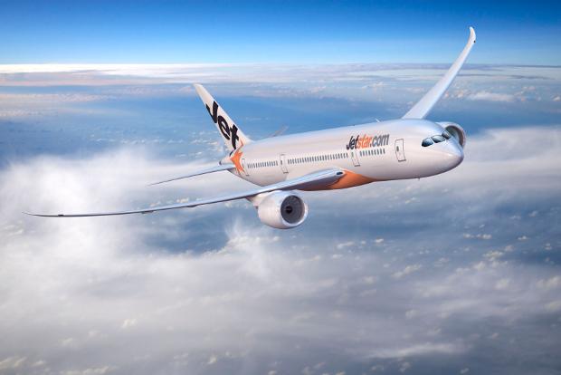 jetstar 787 dreamliner australia