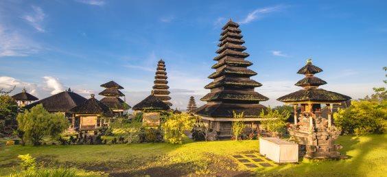 Bali Culture: Pura Agung Besakih Temple
